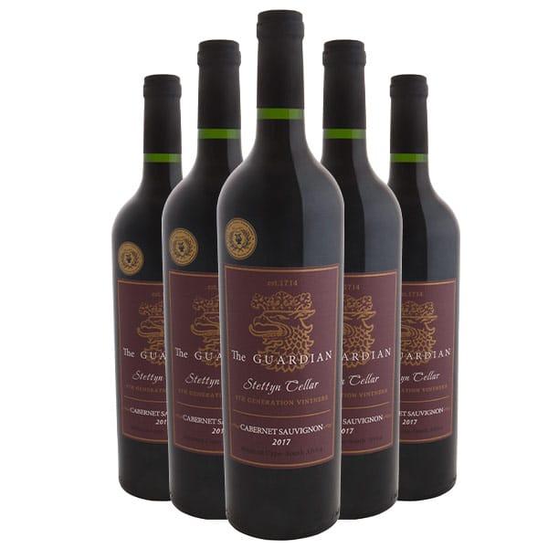 guardian-cabernet-sauvignon 6 Bottles Wines