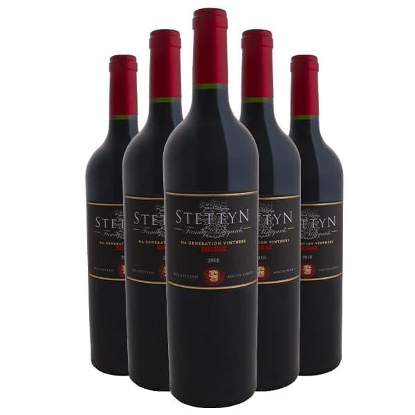 stettyn-shiraz 6 Bottles Wines