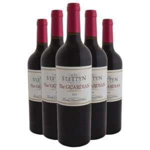 the-guardian 6 Bottles Wines