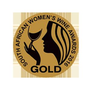 Womens Wine - Gold